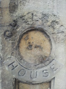 chelsea house gatepost