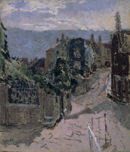 Paradise Row, Bath by Walter Richard Sickert